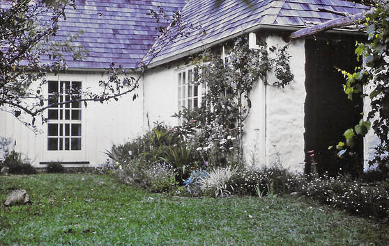 Bickleigh Vale, Lynton Lee stone room, 1966